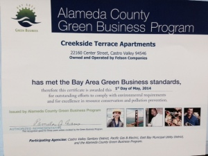 Green Business Certificate